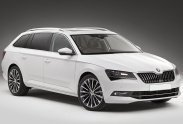 Skoda Superb - private taxi